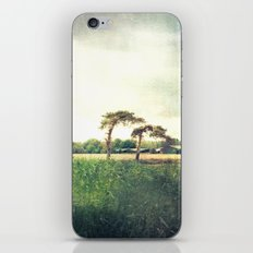 fishbourne two iPhone & iPod Skin