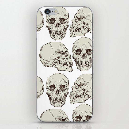 Lycanthrope iPhone & iPod Skin