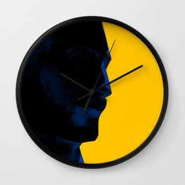 L'homme - electric Wall Clock
