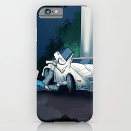 Lemmon 714 iPhone Case