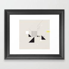 ‡  xIx  ‡ Framed Art Print