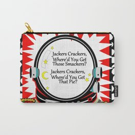 Jackers Crackers Carry-All Pouch