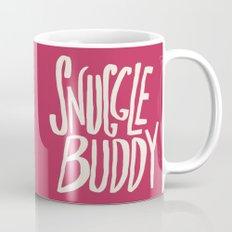 Snuggle Buddy x Pink Mug
