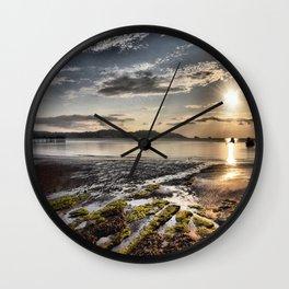 Paignton Seafront Wall Clock