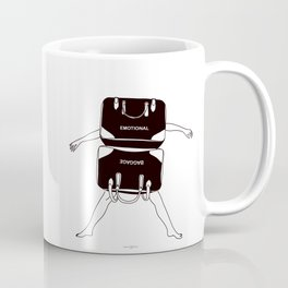 Emotional Baggage Coffee Mug