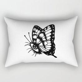 BUTTERFLEYE Rectangular Pillow