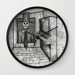 New Orleans, Louisiana Wall Clock