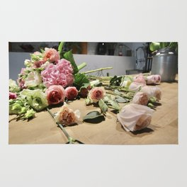 Kazakh Roses Rug