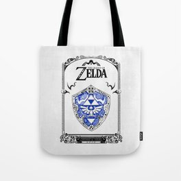 Zelda legend - Hylian shield Tote Bag