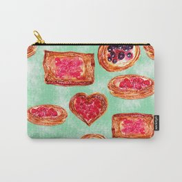 Puff Pastries Carry-All Pouch