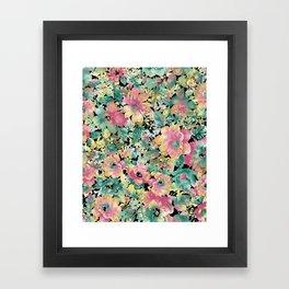 pattern art flower #3 Framed Art Print