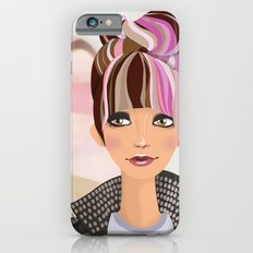 Punk Girl  Slim Case iPhone 6s