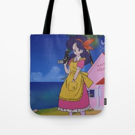 Dragonball - Launch Tote Bag