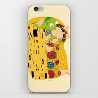 muppets iPhone & iPod Skins featuring Klimt muppets by tuditees
