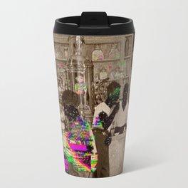 the Tempo of Bottoms up Travel Mug