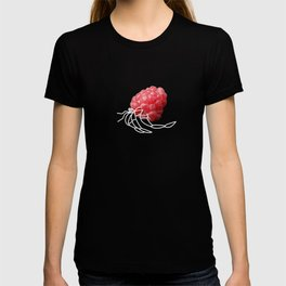 Raspberry Hermit Crab T-shirt