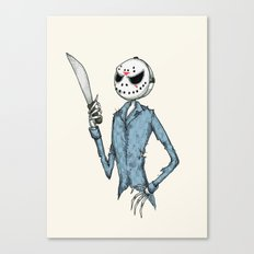 Jack The 13th Fine Art Print Canvas Print