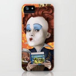 Queen of Hearts TLOS iPhone Case