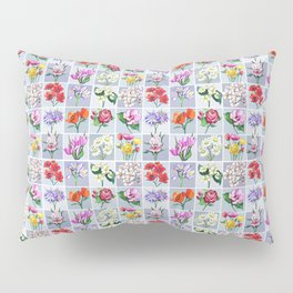 Flowers of Holy Land (small) Pillow Sham