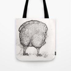 Man In Sheep's Clothing Tote Bag