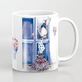 Flamenca Blue Coffee Mug