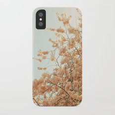 Spring is Here Slim Case iPhone X