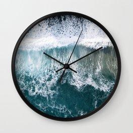 Oceanscape Wall Clock