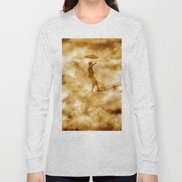 Tightrope Walker Long Sleeve T-shirt