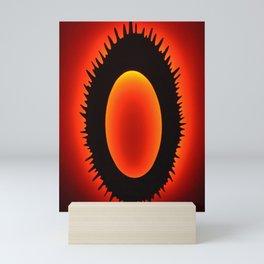 MONSTER EYE Mini Art Print