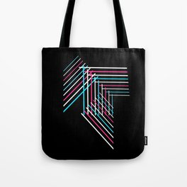 Transcend Patchwork Tote Bag