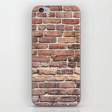 Brick Wall iPhone & iPod Skin