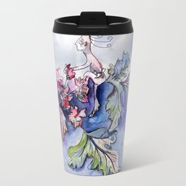 Jester B's Herbal Nutrition Travel Mug