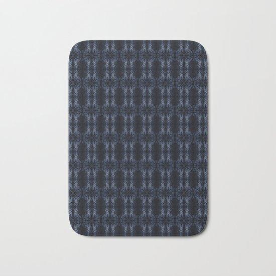 Death Driver Pattern (Small) Bath Mat