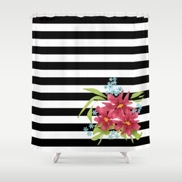 Bouquet, flowers Shower Curtain
