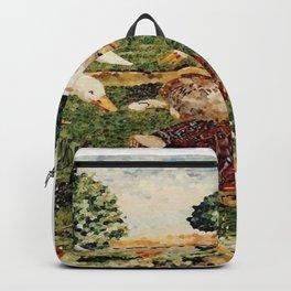 Making Friends Backpack