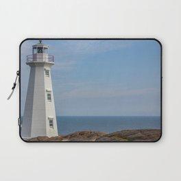 lighthouse Cape Spear Laptop Sleeve