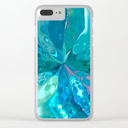 LIQUID SAPPHIRES-2 Clear iPhone Case