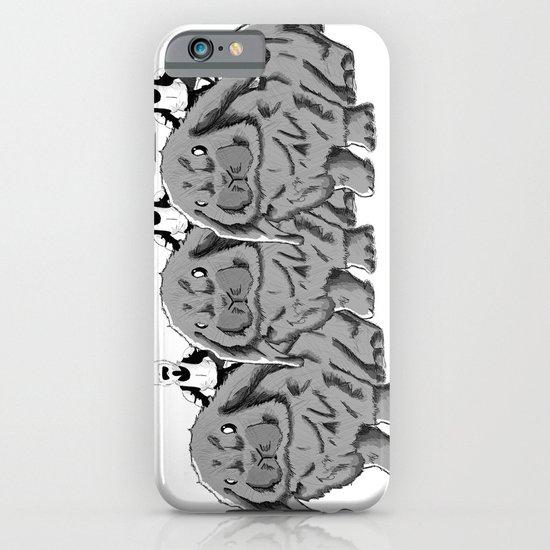Rabbit Speeder iPhone & iPod Case