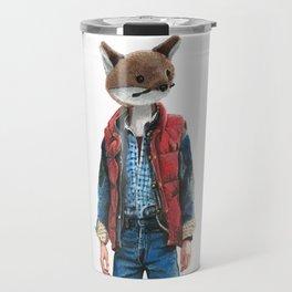 Michael J. Fox Travel Mug