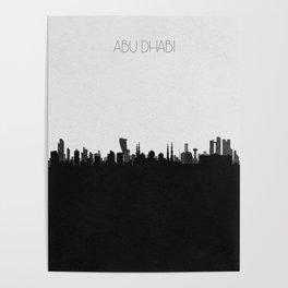 City Skylines: Abu Dhabi Poster