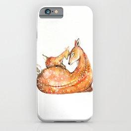 Doh a Deer iPhone Case