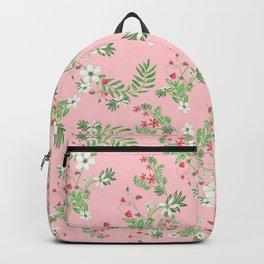 Strawberry Short Cake Christmas Backpack