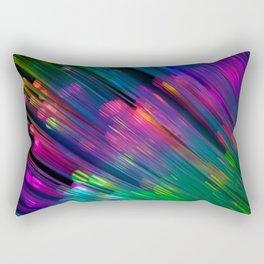 Rainbow Forest Rectangular Pillow