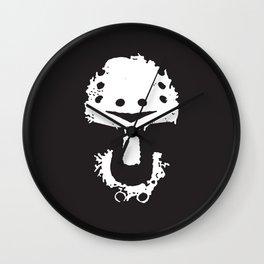 KillKillKillKillHaHaHa Wall Clock