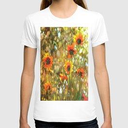 Coreopsis Sunburst T-shirt