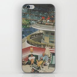 An Exotic Holiday iPhone Skin