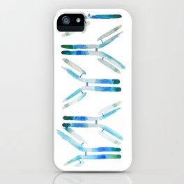 IgG Antibody, Science Art iPhone Case