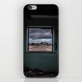 The Window. iPhone Skin