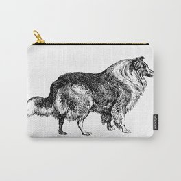 The Collie Carry-All Pouch