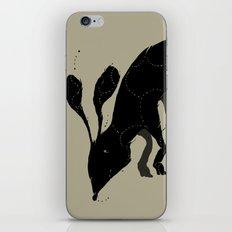 down iPhone & iPod Skin